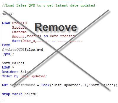 Qlikview tutorial learn qlikview qlikview qvd incremental load ccuart Choice Image