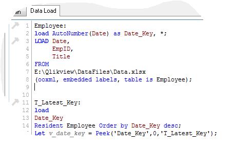 Qlikview script 2 « Learn Qlikview