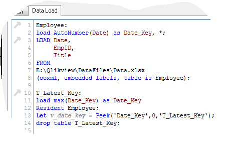 Qlikview Tutorial: A How to Tip on Data Load « Learn Qlikview