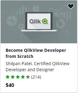 QlikView developer course